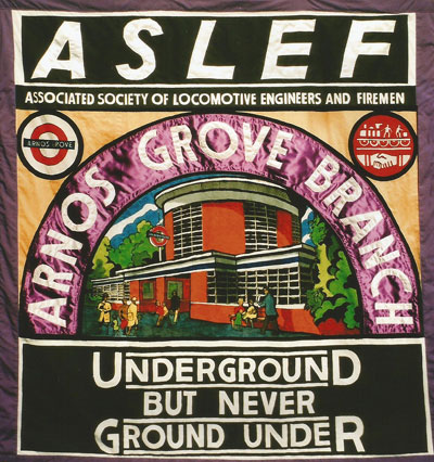 aslef arnos grove branch