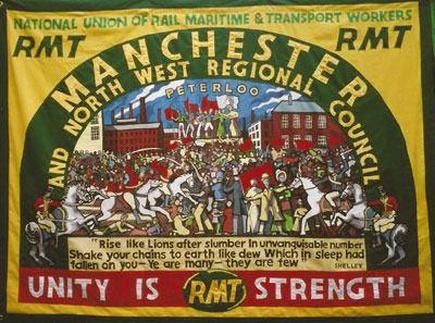 rmt manchester and north west regional council 2005