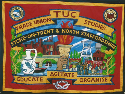 the tuc banner 2014